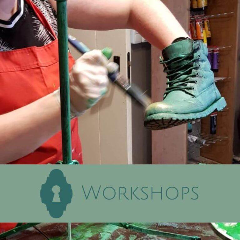 workshop hoe word ik een standbeeld